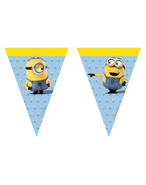 Minions Bunting - Lovely Minions