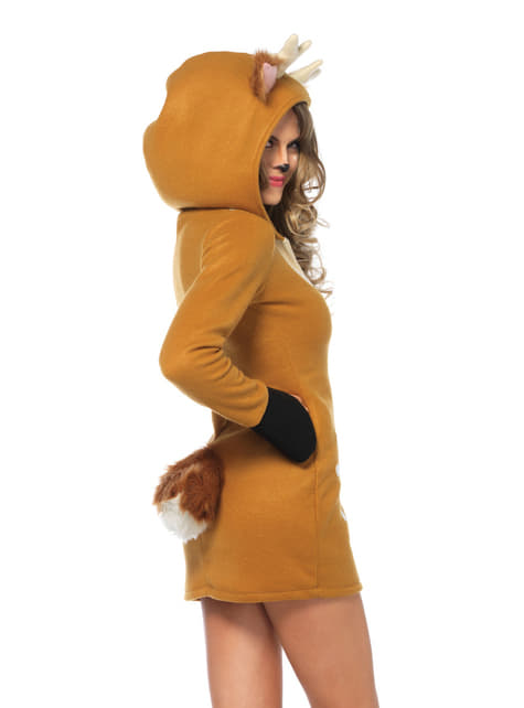 Woman's Deer Costume