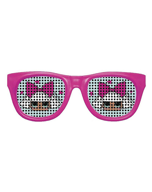 4 brýle LOL Surprise pro děti