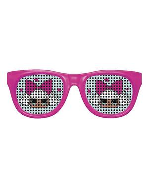 4 lunettes LOL Surprise enfant