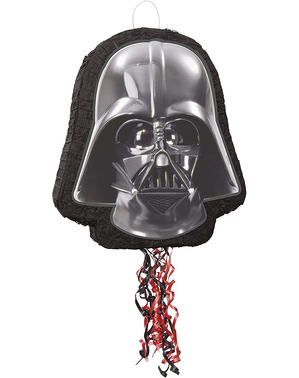 Pinata Dark Vador Star Wars