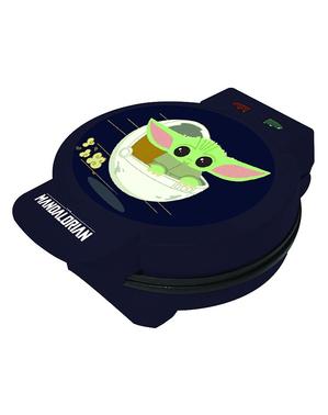 Máquina para waffles de Baby Yoda - The Mandalorian Star Wars
