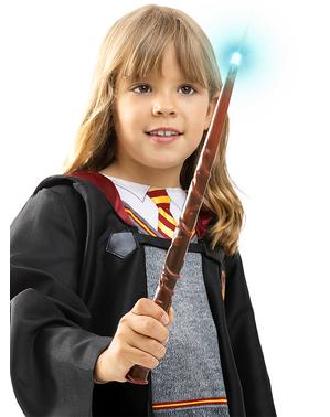 Hermione Granger Trollstav med ljus - Harry Potter