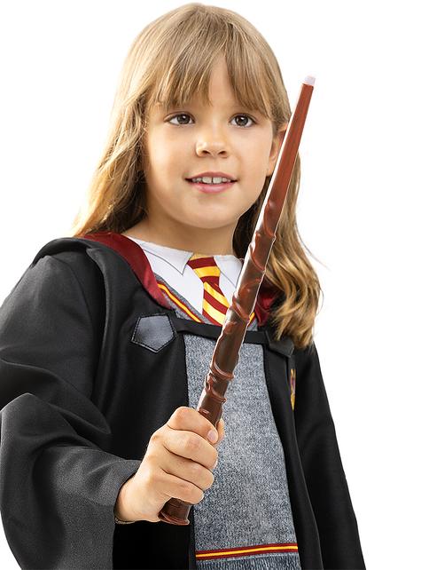 Varita de Hermione Granger con luz