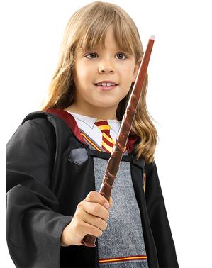 Varinha de Hermione Granger com luz - Harry Potter