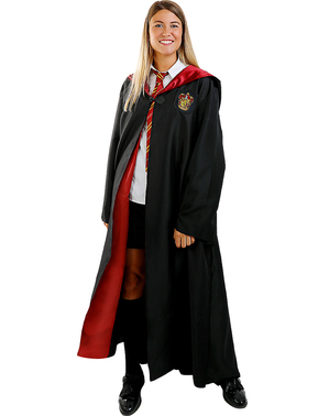 Capa Harry Potter Gryffindor para adulto