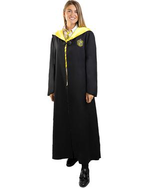 Fato Hufflepuff Harry Potter para adulto