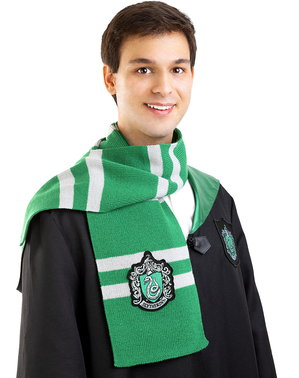 Écharpe Serpentard Harry Potter