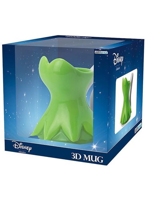 3D Tinkerbell Mug - Peter Pan