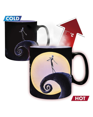 The Nightmare Before Christmas Colour Changing Mug