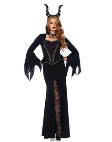 Costum Regina Malefică pentru femeie