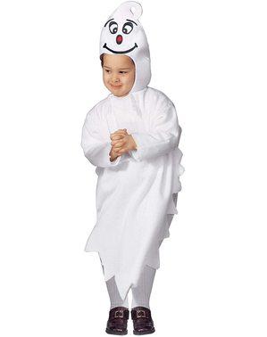 Glad Spøgelse Kostume til børn