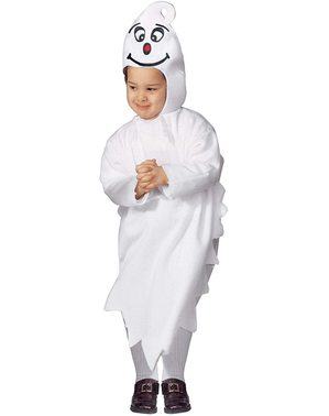 Happy Ghost Costume for Kids