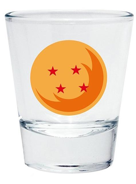 Pack regalo Dragon Ball: Vaso, taza, vaso de chupito