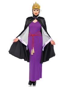 Böse Stiefmutter Kostüm für Damen