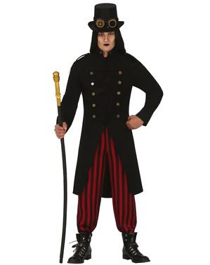 Steampunk Gotik Kostüm für Herren