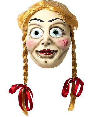 Máscara de Annabelle