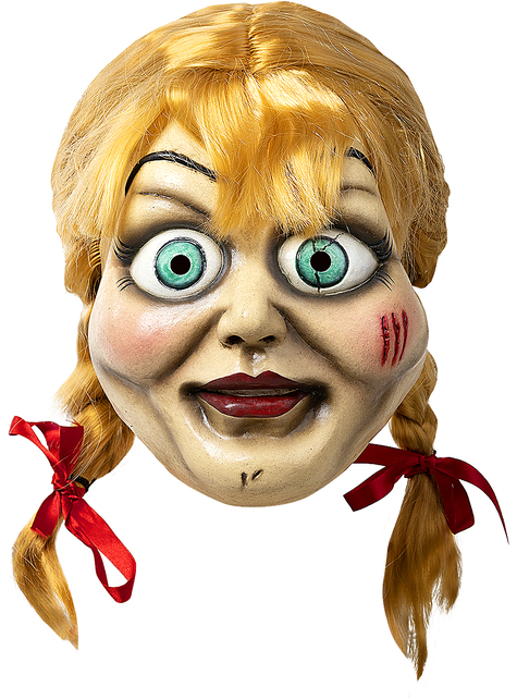 Deluxe Annabelle Mask