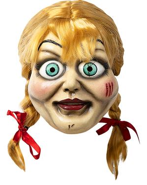 Deluxe Annabelle Maske
