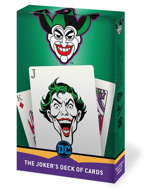 Baraja de Cartas Joker - Batman