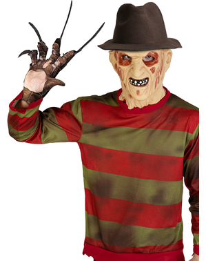 Freddy Krueger Hat - A Nightmare on Elm Street