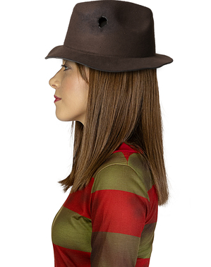 Klobouk Freddy Krueger - Noční můra v Elm Street