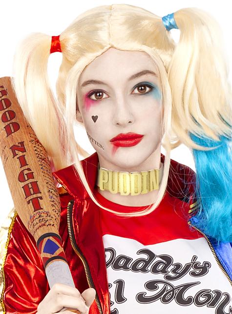 Collar de Harley Quinn Puddin - Suicide Squad