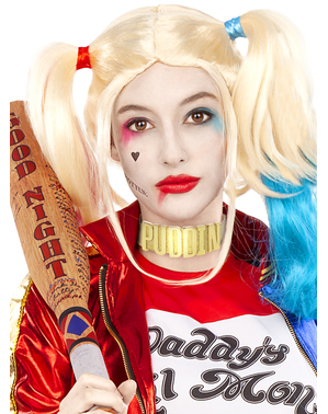 Náhrdelník Harley Quinn Puddin - Suicide Squad