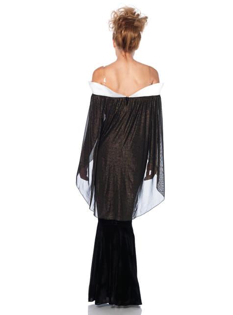 Disfraz de reina oscura para mujer - mujer