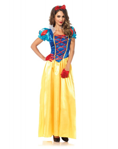 Woman's Classic Snow White Costume