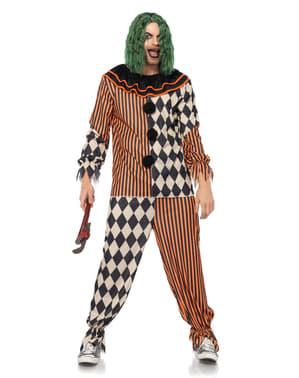 Ellevill Klovn Kostyme Mann