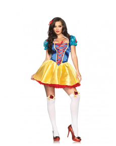 Woman's Sexy Snow White Costume