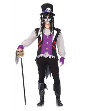 Voodoo Zauberer Kostüm für Herren