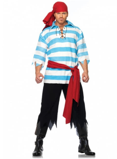 Men's Wild Pirate Costume