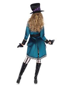 Kostium kapelusznik damski