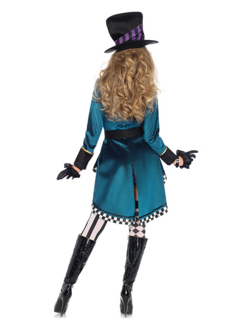 damen hutmacher kostüm