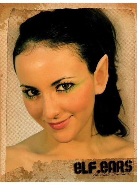 Próteses de orelha Elf Ears Halloween