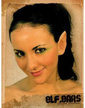Umělé uši Elf Ears Hallowwen