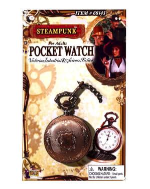 Relógio de bolso Steampunk