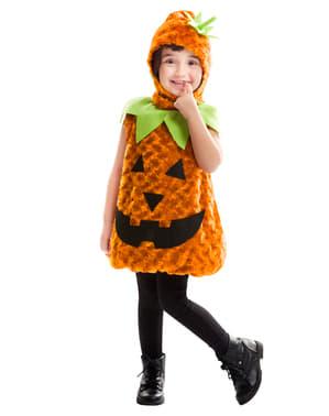 Costum de dovleac pentru copii
