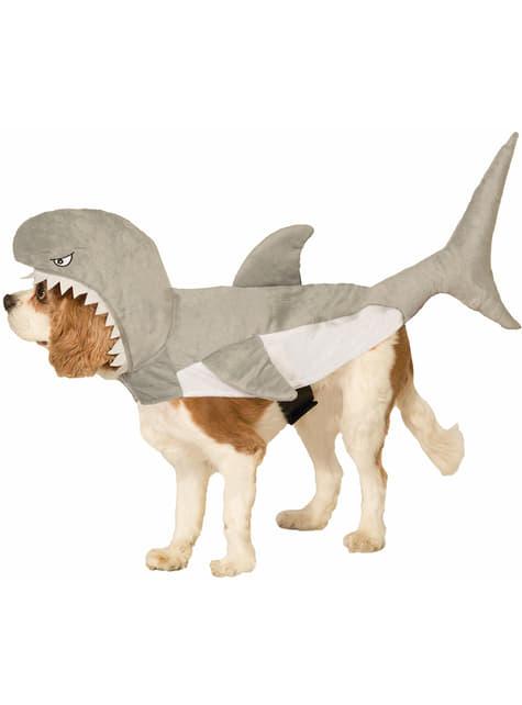 Dog's Shark Costume