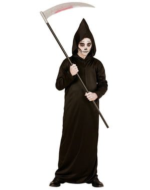 Boy's Dark Death Costume