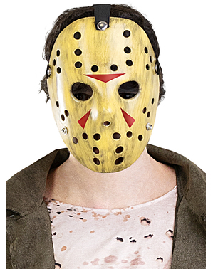 Péntek 13., Jason maszk