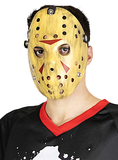 Friday the 13th Jason Mask
