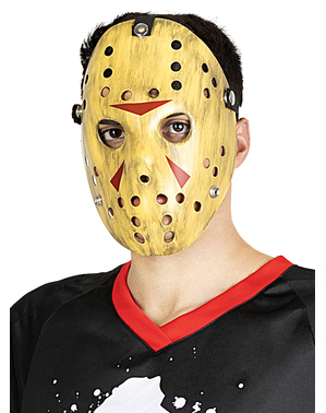 Jason Freitag der 13. Maske