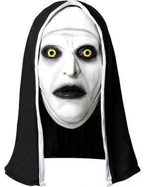 Маска на монахиня валак