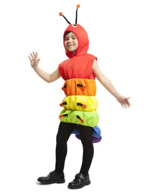 Disfraz de ciempiés para niño