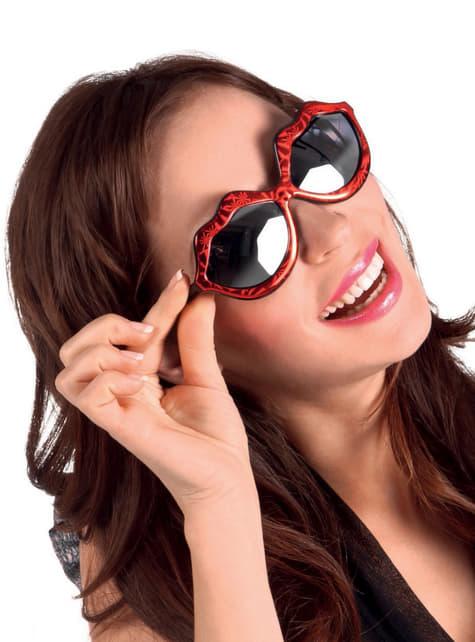 Okulary usta damskie