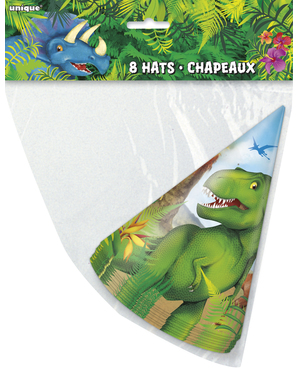 8 Dinosaur Festhatte - Dinosaur