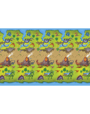 Dinosaurier Tischdecke rechteckig - Dinosaur